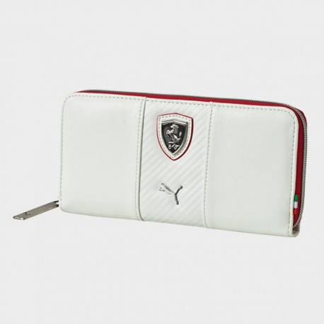 Peněženka Puma Ferrari bílá