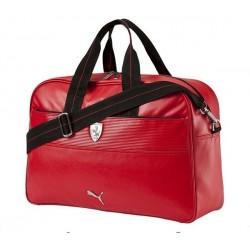 Velká taška Puma Ferrari Weekender červená
