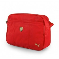 Taška přes rameno Puma Ferrari červená