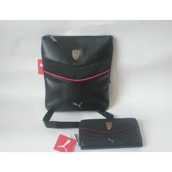 Taška + peněženka Puma Ferrari