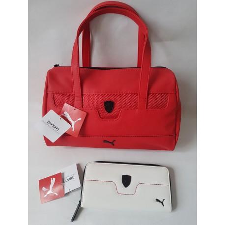 Peněžnka + kabelka Puma Ferrari