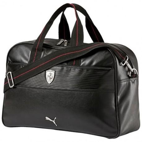 cestovní taška Puma Ferrari Weekender černá