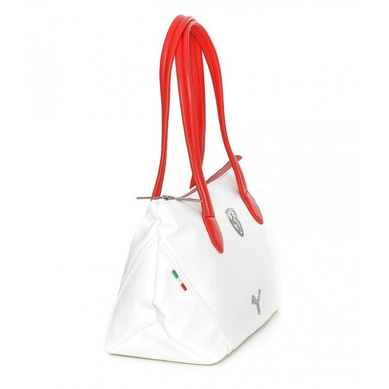 Kabelka Puma Ferrari LS Handbag bílá - PumaFerrari.eu 509462ec824