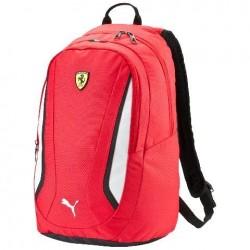Malý batoh Puma Ferrari červený